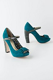 Anthropologie - Furina Mary-Janes