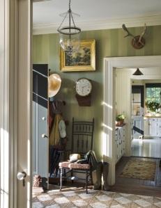 traditional entryways