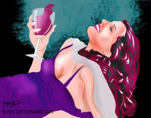 racy-woman-wine-poster-598x467