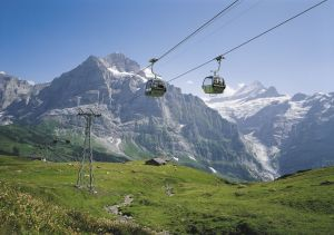 grindelwald-first-cable-car
